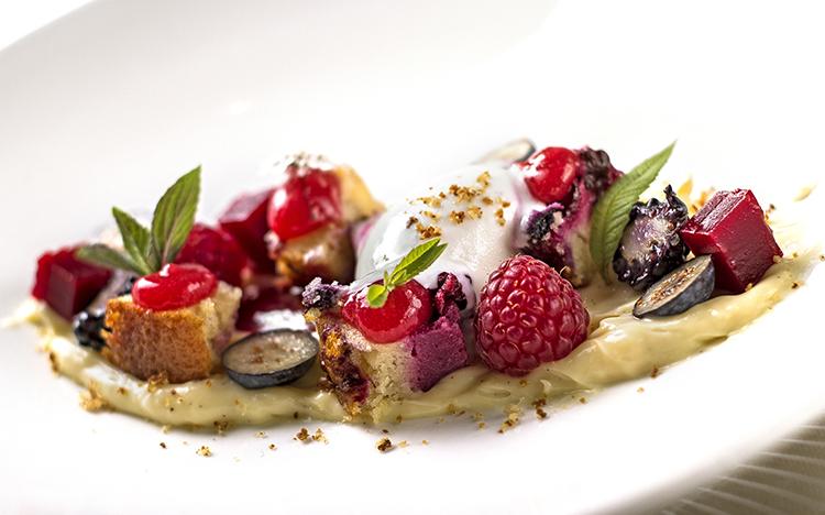 El Espejo restaurante – Fotografía gastronómica