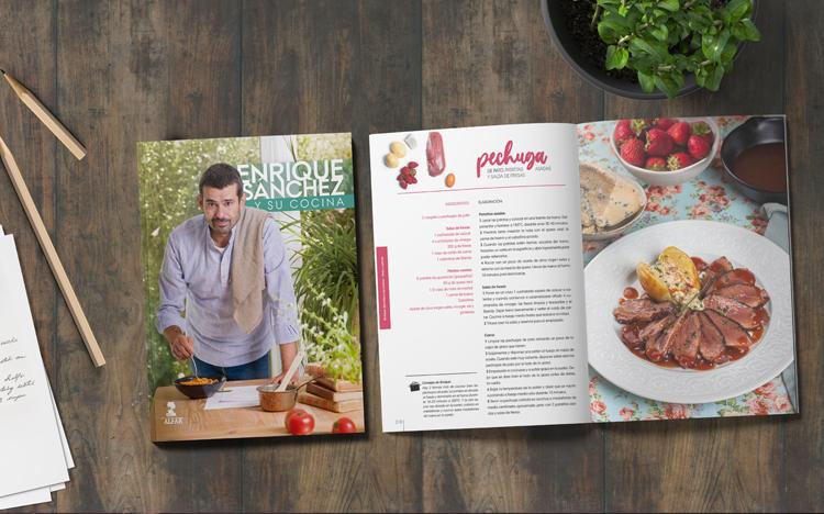 Enrique Sánchez y su cocina – Fotografía y Diseño